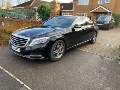 Mercedes-Benz S Class Saloon 3.5 S400h SE L (Executive) 7G-Tronic Plus 4dr