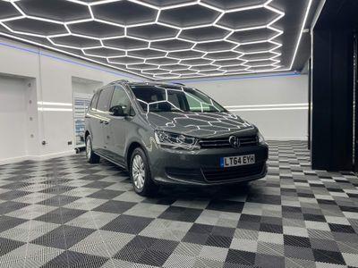 Volkswagen Sharan MPV 2.0 TDI BlueMotion Tech SE DSG (s/s) 5dr
