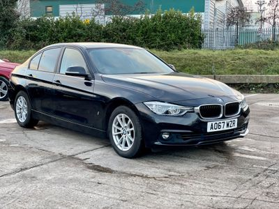 BMW 3 Series Saloon 2.0 330e 7.6kWh SE Auto (s/s) 4dr