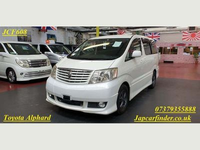 Toyota Alphard MPV 8 seater Auto Superb Condition