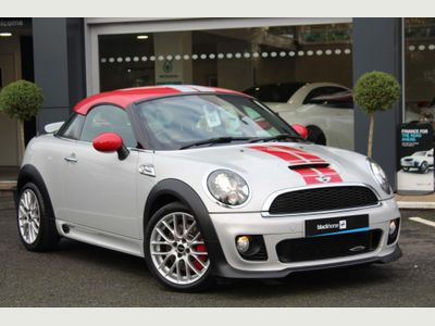 MINI Coupe Coupe 1.6 John Cooper Works 3dr