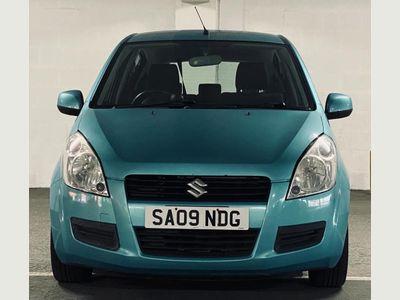 Suzuki Splash Hatchback 1.0 12V GLS 5dr