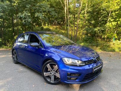 Volkswagen Golf Hatchback 2.0 TSI BlueMotion Tech R DSG 4Motion (s/s) 5dr