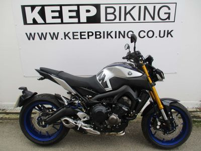 YAMAHA MT-09 SP Naked 850 09 SP ABS