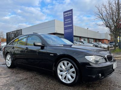BMW 7 Series Saloon 5.0 750i V8 Sport 4dr