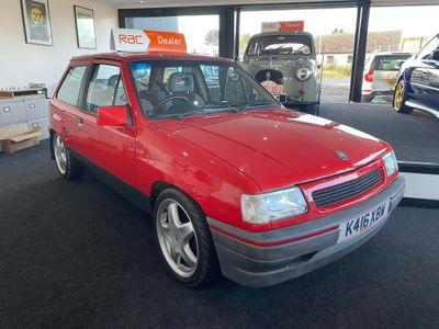 Vauxhall Nova Hatchback 1.2 SX 3dr