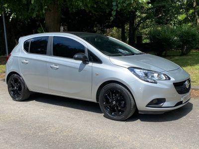 Vauxhall Corsa Hatchback 1.4i ecoTEC Griffin 5dr
