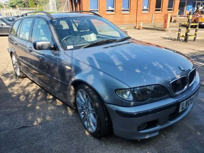 BMW 3 Series Estate 2.0 320d Sport Touring 5dr