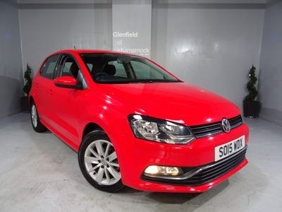 Volkswagen Polo Hatchback 1.4 TDI BlueMotion Tech SE (s/s) 5dr