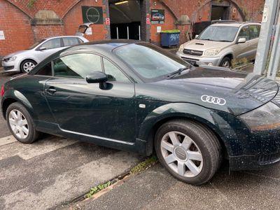 Audi TT Coupe 1.8 2dr