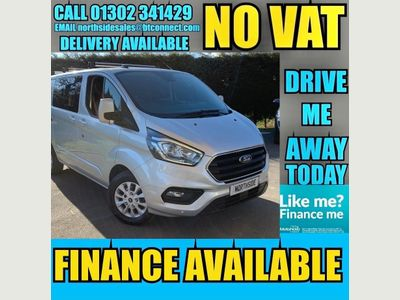 Ford Transit Custom Other 2.0 300 EcoBlue Limited DCIV Auto L1 H1 EU6 (s/s) 5dr