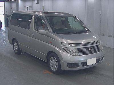 Nissan Elgrand MPV VG