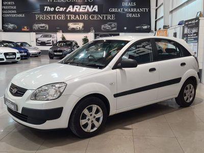Kia Rio Hatchback 1.4 1 5dr
