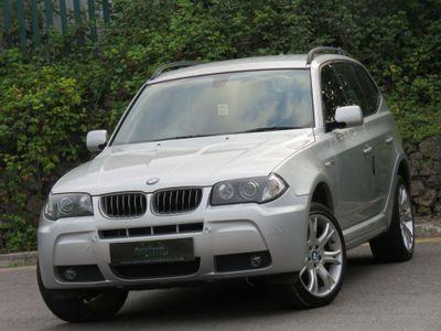 BMW X3 SUV 3.0 d M Sport 5dr