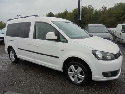 Volkswagen Caddy Maxi Unlisted