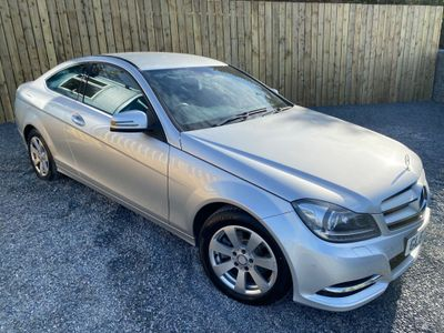 Mercedes-Benz C Class Coupe 2.1 C220 CDI SE (Executive) 2dr