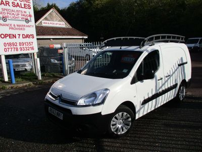 Citroen Berlingo Panel Van 1.6 HDi L2 750 LX Panel Van 6dr