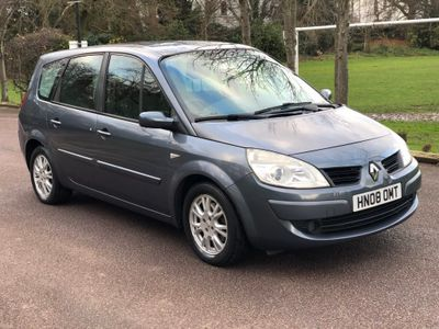 Renault Grand Scenic Hatchback 1.6 VVT Expression 5dr