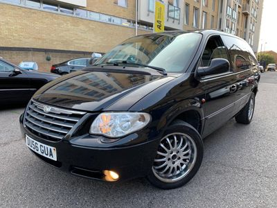 Chrysler Grand Voyager MPV 3.3 Limited XS 5dr