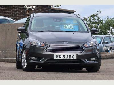 Ford Focus Estate 1.6 TDCi Titanium (s/s) 5dr