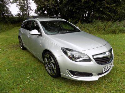 Vauxhall Insignia Estate 2.0 CDTi ecoFLEX SRi VX Line Nav Sport Tourer (s/s) 5dr