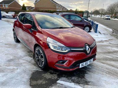 Renault Clio Hatchback 1.5 dCi Dynamique S Nav (s/s) 5dr