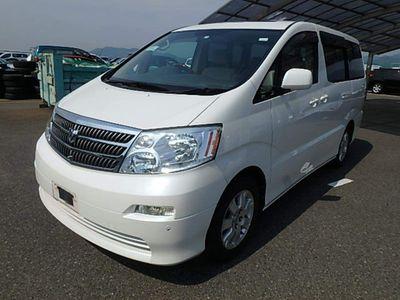 Toyota Alphard MPV AX L Edition 2.4 Petrol Auto