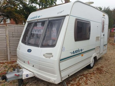 Lunar Sorry Tourer Now sold