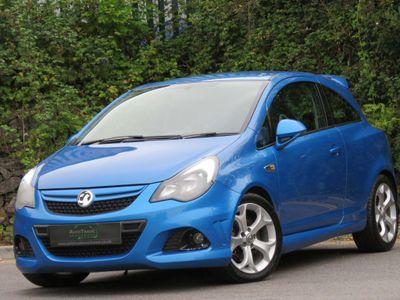 Vauxhall Corsa Hatchback 1.6 i Turbo 16v VXR 3dr