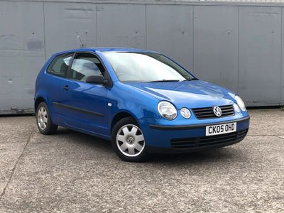 Volkswagen Polo Hatchback 1.9 SDI Twist 3dr