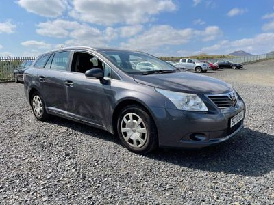 Toyota Avensis Estate 1.6 V-Matic T2 5dr