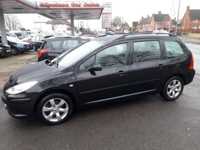 Peugeot 307 SW Estate 1.6 HDi S 5dr
