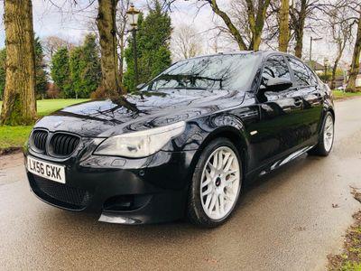 BMW M5 Saloon 5.0 V8 SMG 4dr