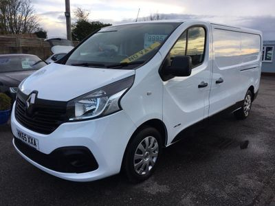 Renault Trafic Panel Van 1.6 dCi 29 Business+ 5dr