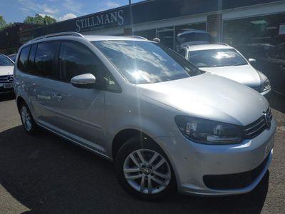Volkswagen Touran MPV 1.6 TDI BlueMotion Tech SE 5dr (7 Seat)