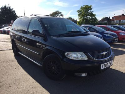 CHRYSLER GRAND VOYAGER MPV 3.3 Limited 5dr