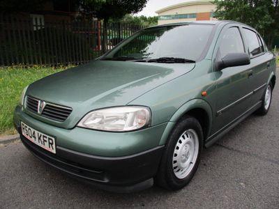 Vauxhall Astra Hatchback 1.6 i LS 5dr