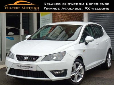 SEAT IBIZA Hatchback 1.4 TSI ACT FR 5dr
