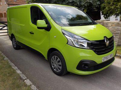 Renault Trafic Panel Van 1.6 dCi ENERGY 27 Sport SWB Standard Roof EU5 (s/s) 5dr