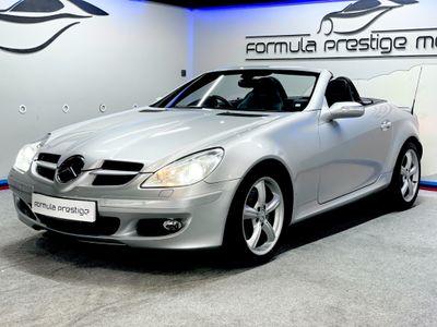 Mercedes-Benz SLK Convertible 3.0 SLK280 7G-Tronic 2dr