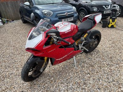 Ducati 1199 Panigale Super Sports Panigale R ABS