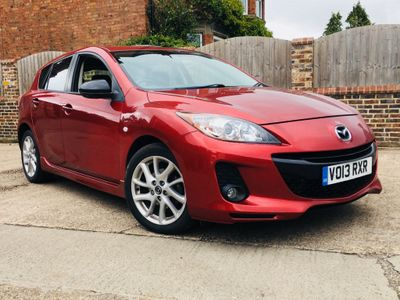 Mazda Mazda3 Hatchback 1.6 TD Venture Edition 5dr