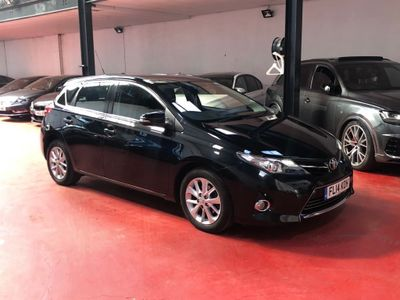 TOYOTA AURIS Hatchback 1.6 V-Matic Icon (Comfort pack) M-Drive S 5dr