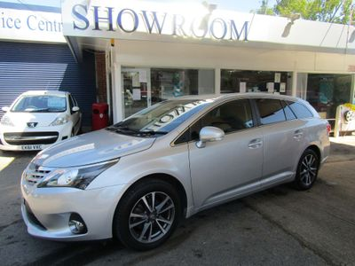 Toyota Avensis Estate 1.8 V-Matic Icon Business Edition 5dr
