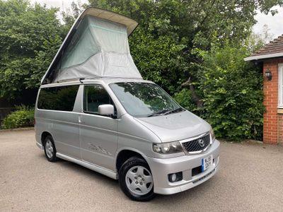Mazda Bongo 4wd Aero Pop Top Van Conversion