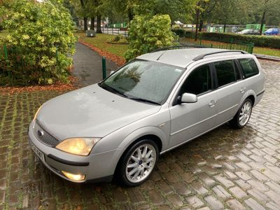Ford Mondeo Estate 2.2 TDCi Ghia X 5dr