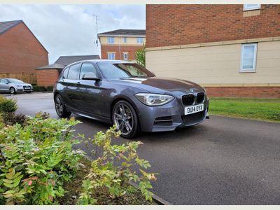 BMW 1 Series Hatchback 3.0 M135i Sports Hatch (s/s) 5dr
