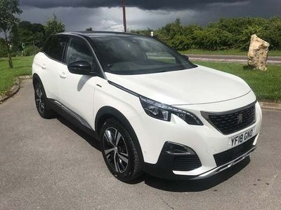 Peugeot 3008 SUV 1.6 THP GT Line EAT (s/s) 5dr