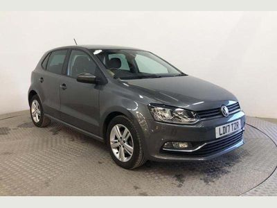 Volkswagen Polo Hatchback 1.2 TSI BlueMotion Tech Match Edition DSG (s/s) 5dr