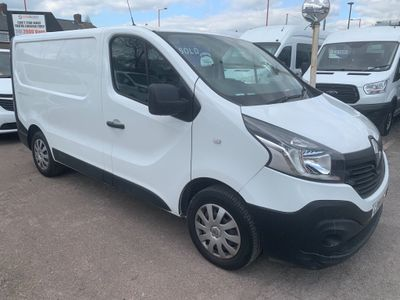 Renault Trafic Panel Van 1.6DCi 125PS BUSINESS ENERGY L1 (AIRCON)